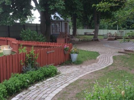 Barnträdgården Riddarsporren